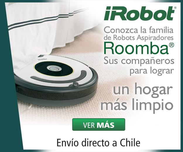 Roomba iRobot Aspiradora 300X250